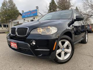 Used 2011 BMW X5 AWD 4dr 35i|7 SEATS|NAVI|BACKUPCAM|PREMIUM for sale in Brampton, ON