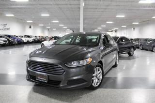 Used 2016 Ford Fusion SE I REAR CAM I KEYLESS ENTRY I POWER OPTIONS I BLUETOOTH for sale in Mississauga, ON
