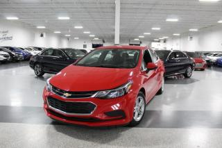 Used 2016 Chevrolet Cruze LT I BIG SCREEN I REAR CAM I REMOTE START I LOW MILEAGE for sale in Mississauga, ON