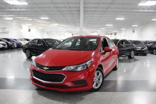 Used 2016 Chevrolet Cruze LT NO ACCIDENTS I KEYLESS I REMOTE START I BIG SCREEN I BT for sale in Mississauga, ON