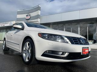 Used 2013 Volkswagen Passat CC Highline 2.0T 6SPD MANUAL LEATHER SUNROOF CAMERA for sale in Langley, BC