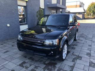 Used 2012 Land Rover Range Rover Sport 4WD 4dr SC for sale in Nobleton, ON