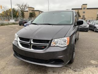Used 2017 Dodge Grand Caravan 4DR WGN for sale in Winnipeg, MB