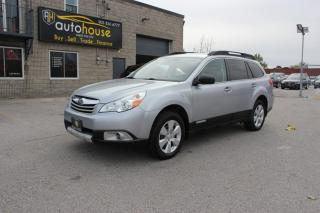 Used 2012 Subaru Outback 5dr Wgn Man 2.5i for sale in Newmarket, ON