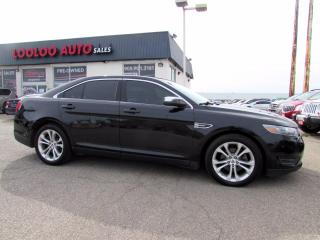 Used 2013 Ford Taurus SEL Navigation Camera Leather Bluetooth Certified for sale in Milton, ON