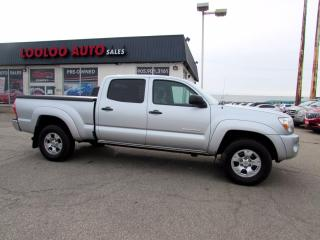 Used 2008 Toyota Tacoma Double Cab SR5 V6 Auto 4WD CERTIFIED for sale in Milton, ON