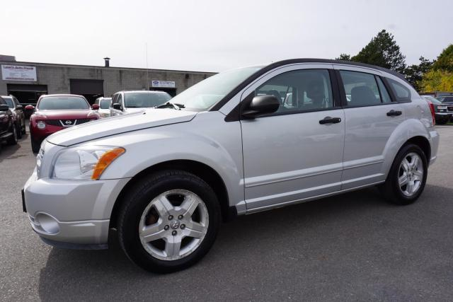 2007 Dodge Caliber SXT HEATED SEATS CERTIFIED 2YR WARRANTY *FREE ACCIDENT* ALLOYS AUX FOG LIGHTS