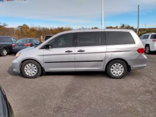 Used 2010 Honda Odyssey DX for sale in Dunnville, ON