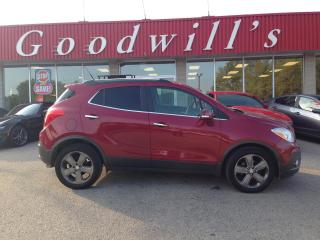 Used 2014 Buick Encore CONVENIENCE! BACKUP CAMERA! BLUETOOTH! for sale in Aylmer, ON