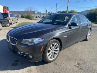 Used 2016 BMW 5 Series 528i xDrive for sale in Oakville, ON