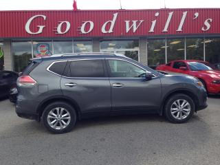 Used 2015 Nissan Rogue SV! NAV! B/T! HEATED SEATS! SUNROOF! CAM/SEN! for sale in Aylmer, ON