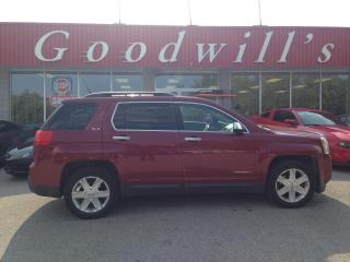 Used 2011 GMC Terrain SLE-2! LOCAL TRADE! GREAT CONDITION! CAM! B/T! for sale in Aylmer, ON