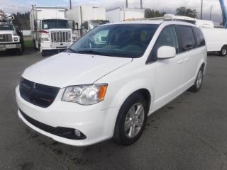 Used 2020 Dodge Grand Caravan Crew Plus for sale in Burnaby, BC