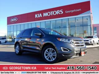 Used 2015 Ford Edge SEL | CLEAN CARFAX | NAV | PANO ROOF | 56,950 KM | for sale in Georgetown, ON