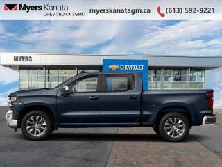 New 2021 Chevrolet Silverado 1500 LTZ for sale in Kanata, ON