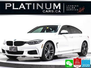 Used 2018 BMW 4 Series 440i xDrive Gran Coupe, AWD, M-PERFORMANCE II, NAV for sale in Toronto, ON