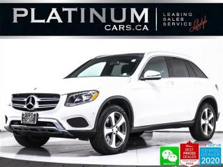 Used 2017 Mercedes-Benz GL-Class GLC300 4MATIC, AWD, NAV, PANO, CAM, KEYLESS GO, BT for sale in Toronto, ON