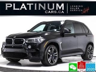 Used 2015 BMW X5 M 567HP, X-DRIVE AWD, NAV, CAM, PANO, HARMAN KARDON for sale in Toronto, ON