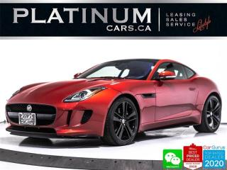 Used 2017 Jaguar F-Type 340HP, NAV, PANO, CAM, HEATED, MEMORY, BLUETOOTH for sale in Toronto, ON