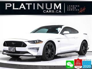 Used 2019 Ford Mustang GT, 5.0L V8, 460HP, MANUAL, CAM, PHONE, BLUETOOTH for sale in Toronto, ON