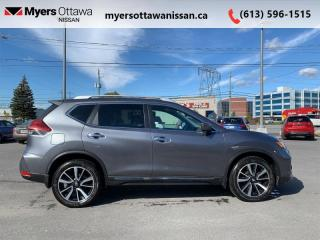 Used 2017 Nissan Rogue SV  - Sunroof -  Navigation - $163 B/W for sale in Ottawa, ON