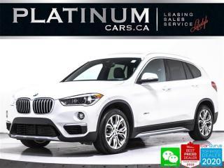 Used 2017 BMW X1 xDrive28i, PREMIUM ENHANCED, NAV, PANO, CAM, HUD for sale in Toronto, ON