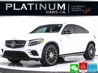 Used 2019 Mercedes-Benz GL-Class AMG GLC43 COUPE, DISTRONIC, BURMESTER, NAV, 360 for sale in Toronto, ON
