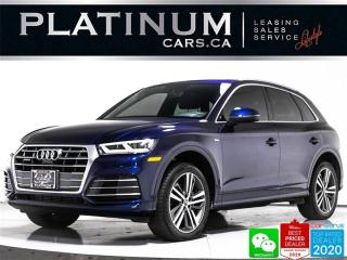 Used 2018 Audi Q5 2.0T quattro Technik, S-LINE, NAV, 360, BANG&OLFSE for sale in Toronto, ON