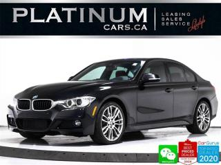 Used 2017 BMW 3 Series 340i xDrive, AWD, M-SPORT, NAV, SUNROOF, CAM, HEAT for sale in Toronto, ON