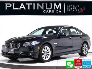 Used 2016 BMW 5 Series 528i xDrive, AWD, NAV, SUNROOF, PARKING, HEATED for sale in Toronto, ON