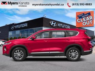 New 2020 Hyundai Santa Fe 2.0T Ultimate AWD  - $276 B/W for sale in Kanata, ON