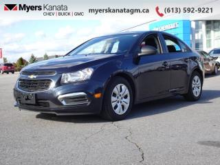 Used 2015 Chevrolet Cruze 2LS  - Bluetooth -  OnStar for sale in Kanata, ON