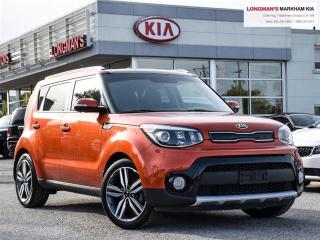 Used 2017 Kia Soul |1OWNR|Leather|PanoSR|AppleCarPlay| for sale in Markham, ON