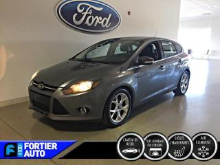 Used 2013 Ford Focus Hayon 5 portes Titane for sale in Montréal, QC