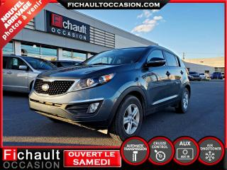 Used 2015 Kia Sportage LX for sale in Châteauguay, QC