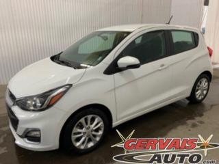 Used 2019 Chevrolet Spark LT Mags Caméra A/C Bluetooth *Transmission Automatique* for sale in Trois-Rivières, QC