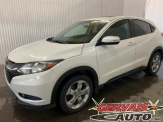 Used 2016 Honda HR-V EX AWD Toit Ouvrant Caméra Bluetooth Mags for sale in Trois-Rivières, QC