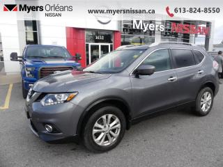 Used 2016 Nissan Rogue SV  - Bluetooth -  Heated Seats - $140 B/W for sale in Orleans, ON