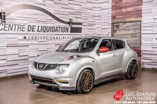 Used 2013 Nissan Juke NISMO+AWD+NAV+CAM/RECUL+BLUETOOTH for sale in Laval, QC