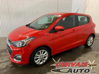 Used 2019 Chevrolet Spark LT Mags Caméra A/C Bluetooth for sale in Trois-Rivières, QC