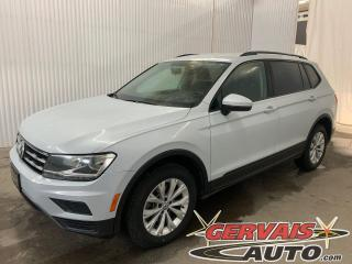 Used 2019 Volkswagen Tiguan Trendline 4MOTION AWD Mags Caméra A/C Sièges Chauffants for sale in Trois-Rivières, QC