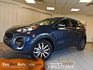 Used 2017 Kia Sportage EX, AWD, Groupe électrique complet! for sale in Sherbrooke, QC