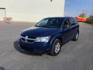 Used 2010 Dodge Journey 4 portes SE, Traction avant for sale in Québec, QC