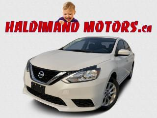 Used 2016 Nissan Sentra SV 2WD for sale in Cayuga, ON