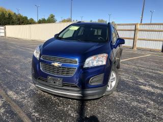 Used 2014 Chevrolet Trax 1LT 2WD for sale in Cayuga, ON