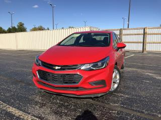 Used 2016 Chevrolet Cruze Premier for sale in Cayuga, ON