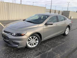 Used 2018 Chevrolet Malibu LT 2WD for sale in Cayuga, ON