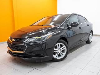 Used 2017 Chevrolet Cruze LT TURBO DIESEL CAMÉRA BLUETOOTH *SIÈGES CHAUFF* for sale in St-Jérôme, QC