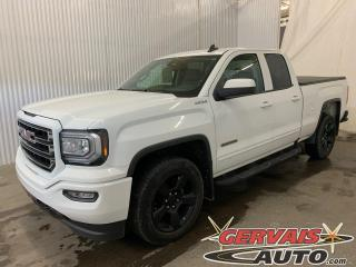 Used 2019 GMC Sierra 1500 Elevation V8 4X4 Marche pied A/C for sale in Shawinigan, QC