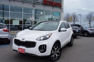 Used 2017 Kia Sportage SX TURBO for sale in Pickering, ON